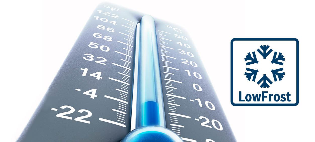 Bosch koelen lowfrost