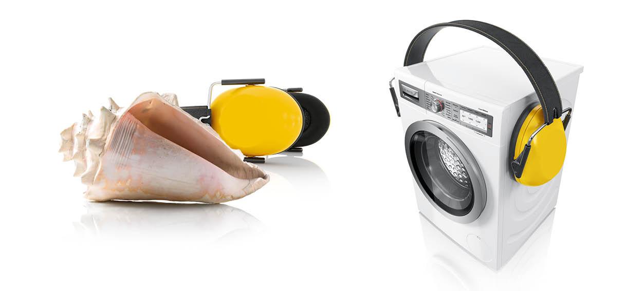 Bosch wasmachine stille stil