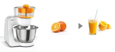 Bosch mum5 citruspers