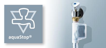 Siemens aquaStop wasmachine