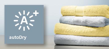 Siemens wasmachine autodry