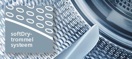 Siemens softdry trommel