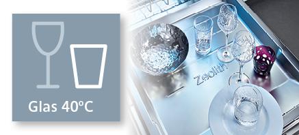 Siemens glas 40 graden