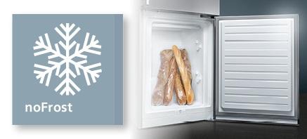 Siemens koelenvriezen noFrost