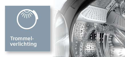 Siemens trommelverlichting