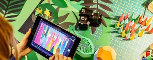 Canon 4000D sharing Spiegelreflexcamera