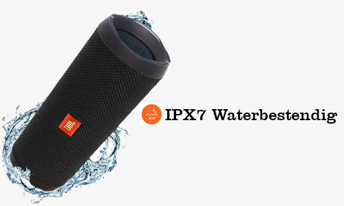 JBL Flip 4 waterbestendig