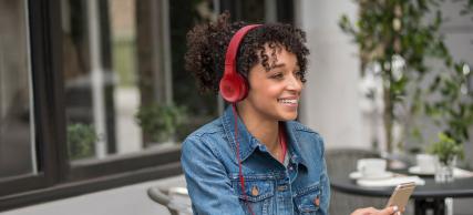geweldige specials groothandel goedkoop voor korting JBL E35 - On-ear koptelefoon - Zwart