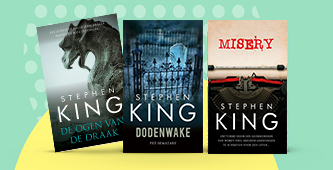 Stephen King thrillers