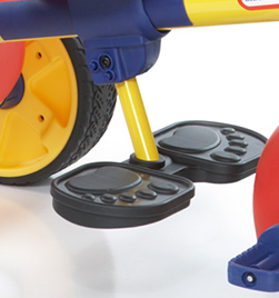 4-in-1-Trikes-Rood
