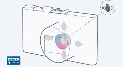 Sony Compactcamera cybershot DSC-HX60