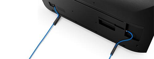 Sony XG-8096 kabelbeheer
