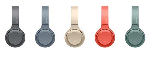 Sony WH-H800 kleuren
