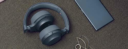 Sony WH-H800 opvouwbaar