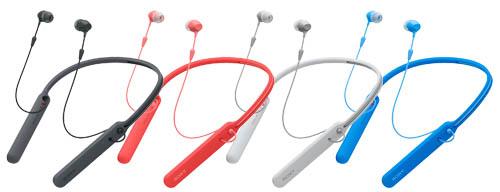 Sony WI-C400 kleuren