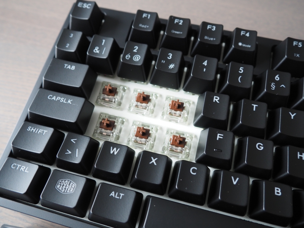 Cherry MX Brown