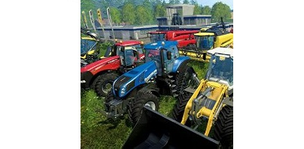 Logitech G Saitek Tractor Farming Simulator Controller