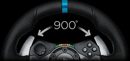 900°-Besturing