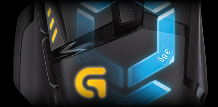 Logitech G502 Proteus Spectrum - Jouw muis zoals jij het wilt