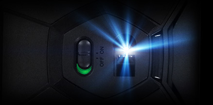 Delta Zero™-sensortechnologie