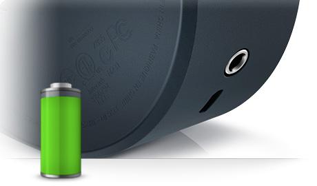 Batterijlevensduur van 5 uur