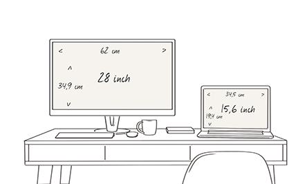 28 inch monitor