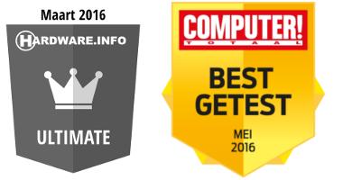 Hardware.info Ultimate Award