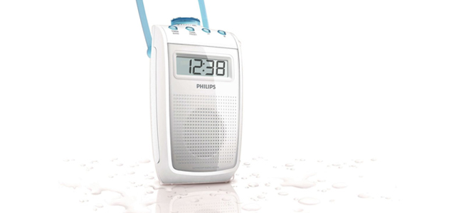 Philips AE2330 Doucheradio