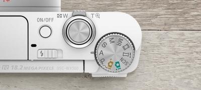 Sont Compactcamera DSC-WX500