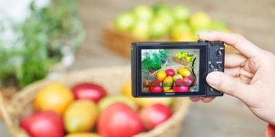 Sony Compactcamera DSC-WX500