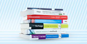 Voordeel op je studieboeken