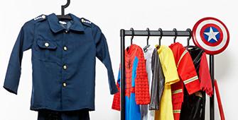 Verkleedkleding voor jongens