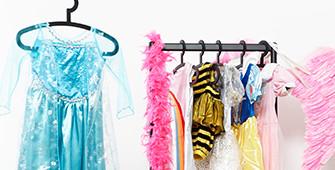 Verkleedkleding voor meisjes