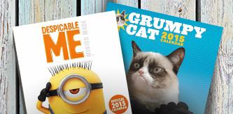 De leukste kalenders voor 2015
