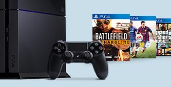 PS4 bundel