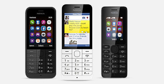 <br>Nokia GSM's