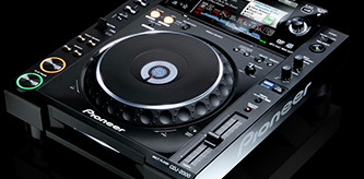 DJ-gear & studioapparatuur