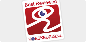 Kieskeurig Best Reviewed