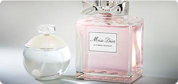 Trend: parfumlayering