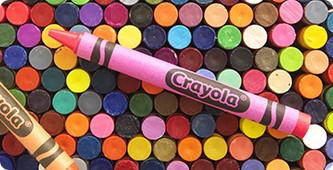 Creativiteit met Crayola