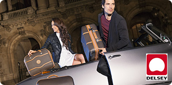 Luxe Delsey collectie
