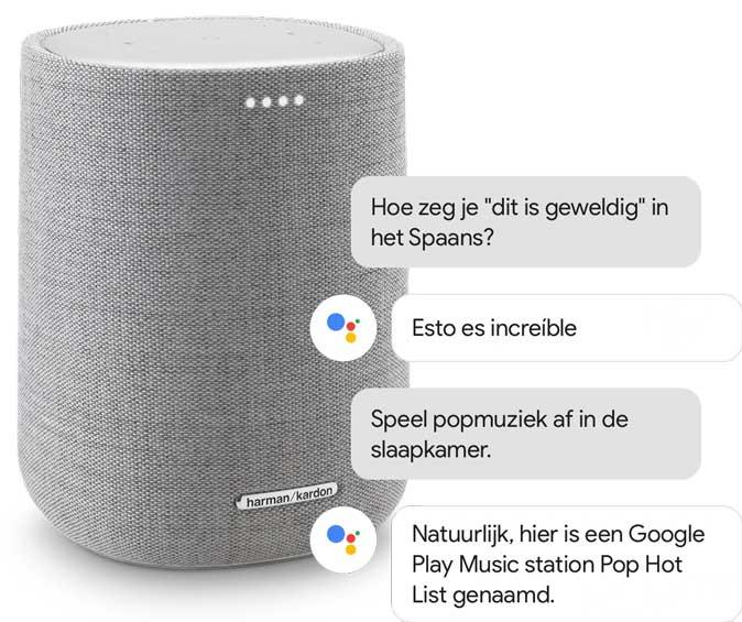 Wat kan je aan Google Assistant Vragen