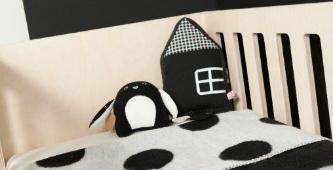 Babykamertrend: Zwart & Wit