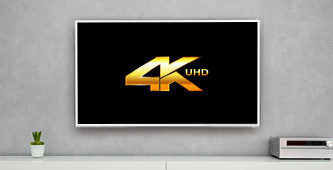 Ultra HD of 4K