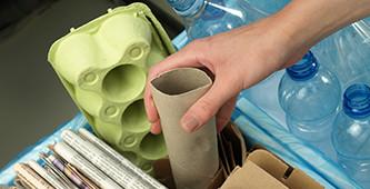 Goed voornemen: Afval scheiden