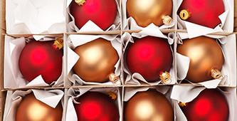 Kerstspullen alweer opgeruimd?