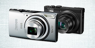 De nieuwste compactcamera's