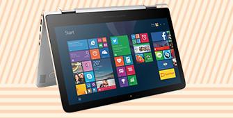 Scherp geprijsde 2-in-1 laptops