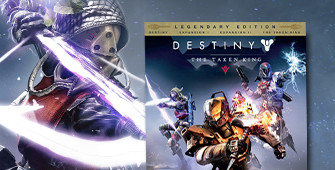 Destiny - The Taken King