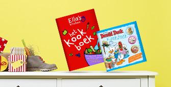 De leukste kinderkookboeken